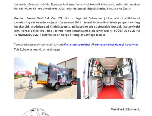 Henseli infobuss