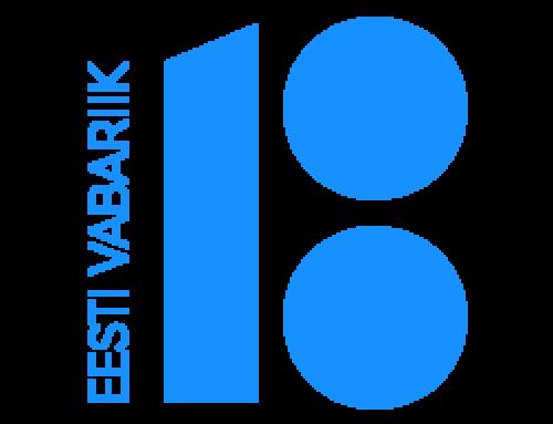 Head Eesti Vabariigi 100. aastapäeva!