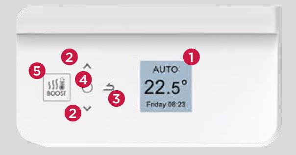fb6570afe59 LCD ekraan temperatuuri ja seadete näiduga
