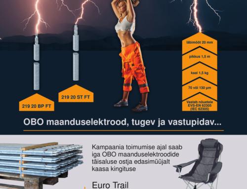 OBO maanduselektroodide kampaania 03.06.-30.09.2019