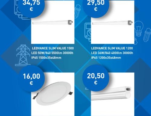Vähem energiat – rohkem valgust