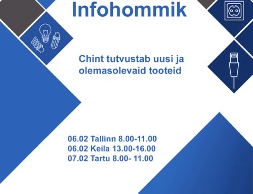 Infohommik Chint 06. ja 07.02.2020