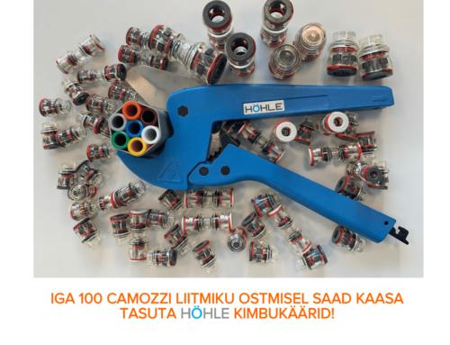 TELEALE nr.1 – TASUTA KIMBUKÄÄRID!